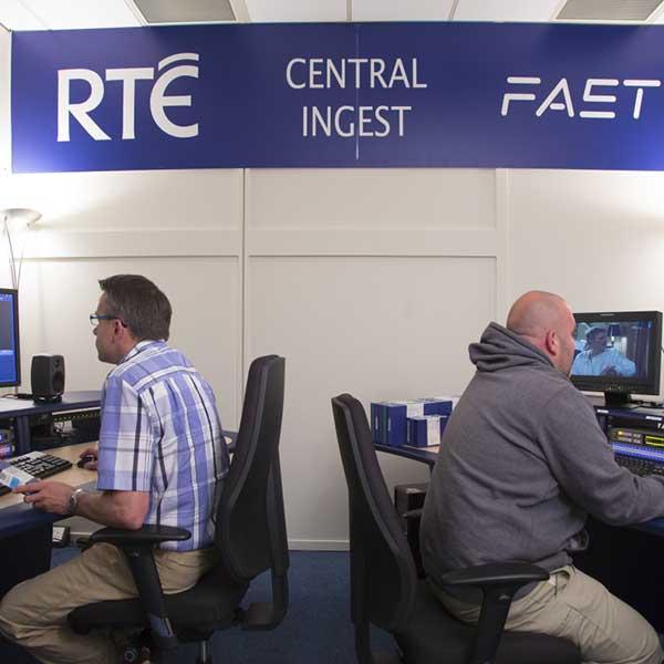 RTÉ FAST Case Study