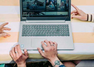 Yle Media on desktop device