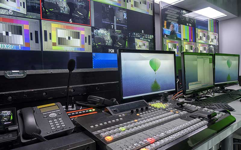 TMD team experience in broadcast industry