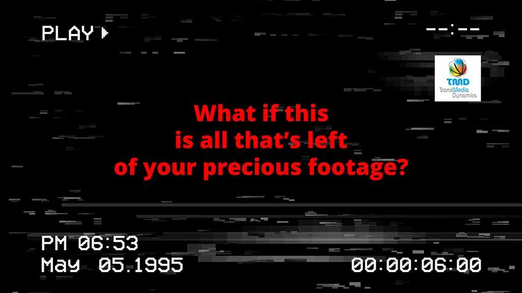Digitise VHS Tape