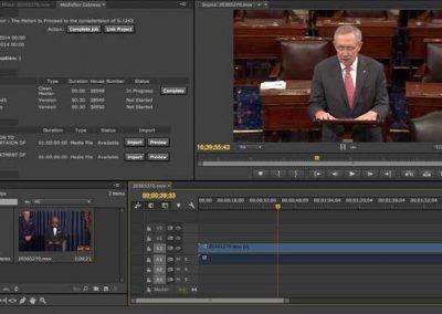 Mediaflex Legislative Recording